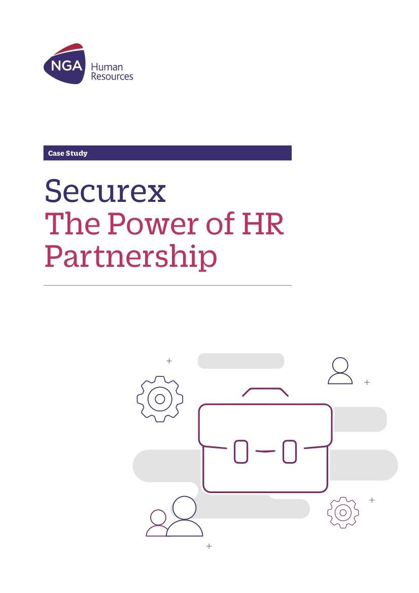 Securex: The power of HR partnership   NGA HR