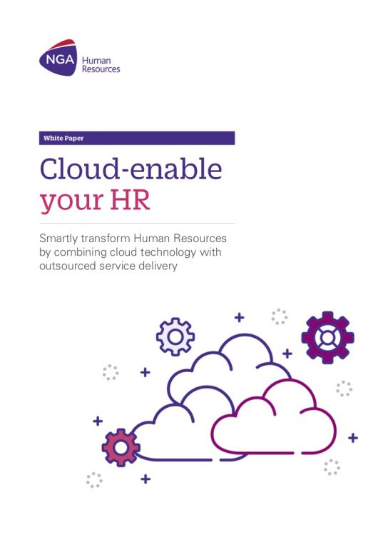 Cloud-enable your HR