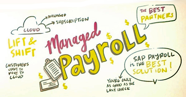 Delivering the future of payroll today, with SAP SuccessFactors Managed Payroll