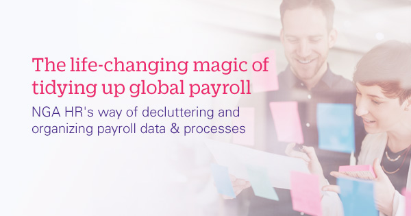 Is there magic in tidying up your payroll processes?