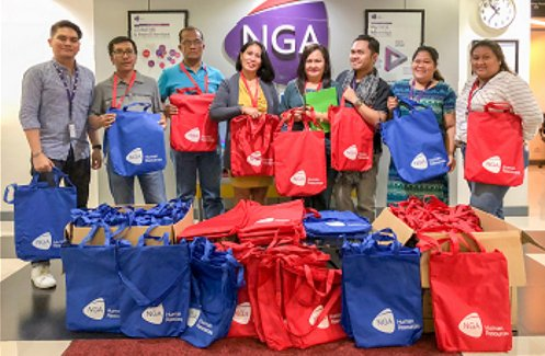 Social Responsibility at NGA HR