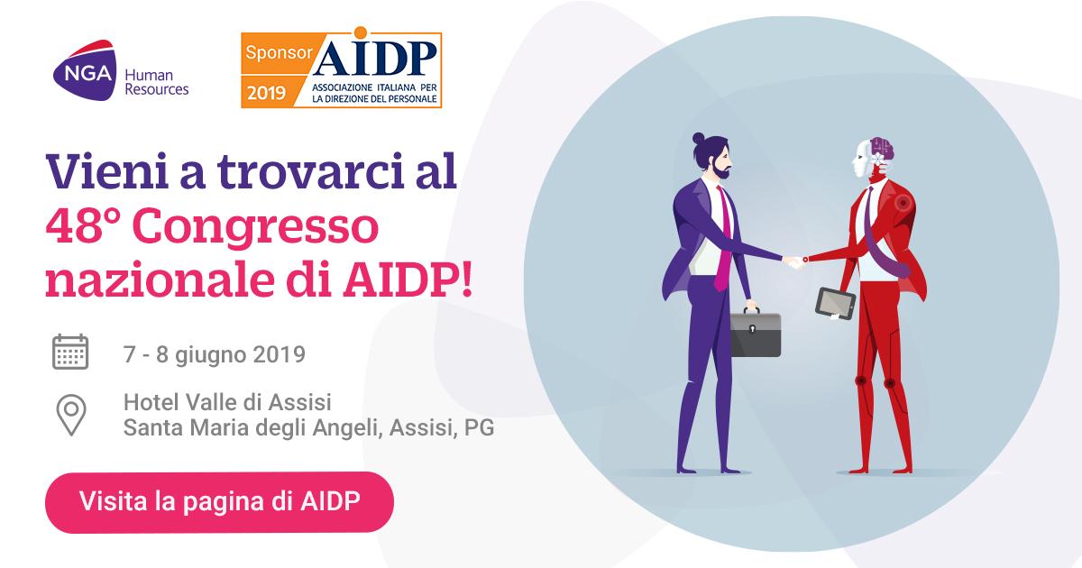 48° Congresso nazionale di AIDP