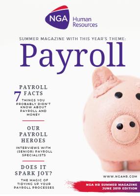 payroll magazine