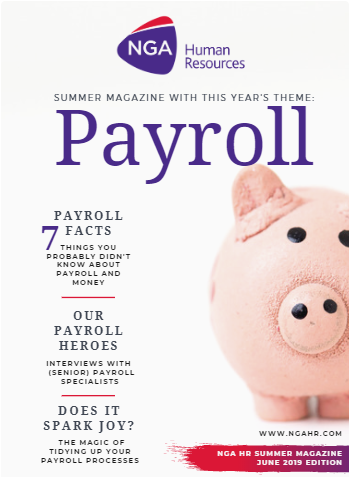 The Summer Payroll Magazine is Here!