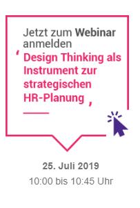 DACH Design Thinking Webinar