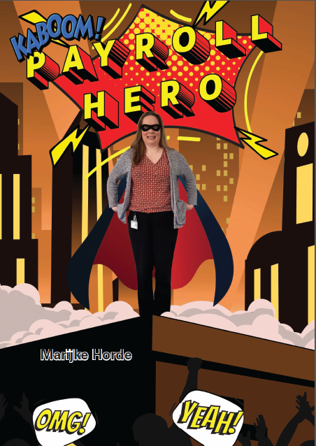 Interview with NGA HR's Payroll Hero: Marijke