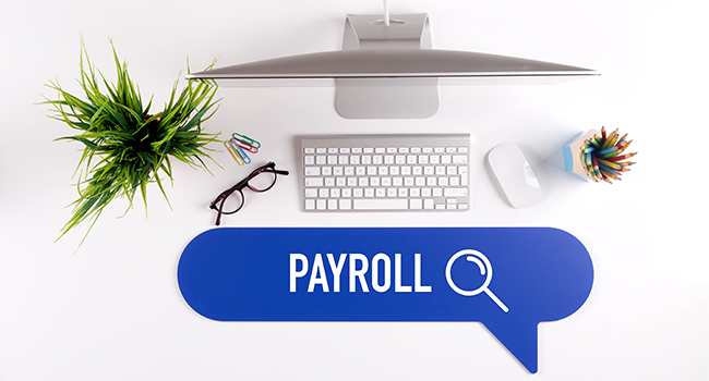 Efficient payroll