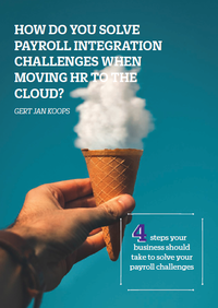 How do you solve payroll integration challenges when moving HR to the cloud