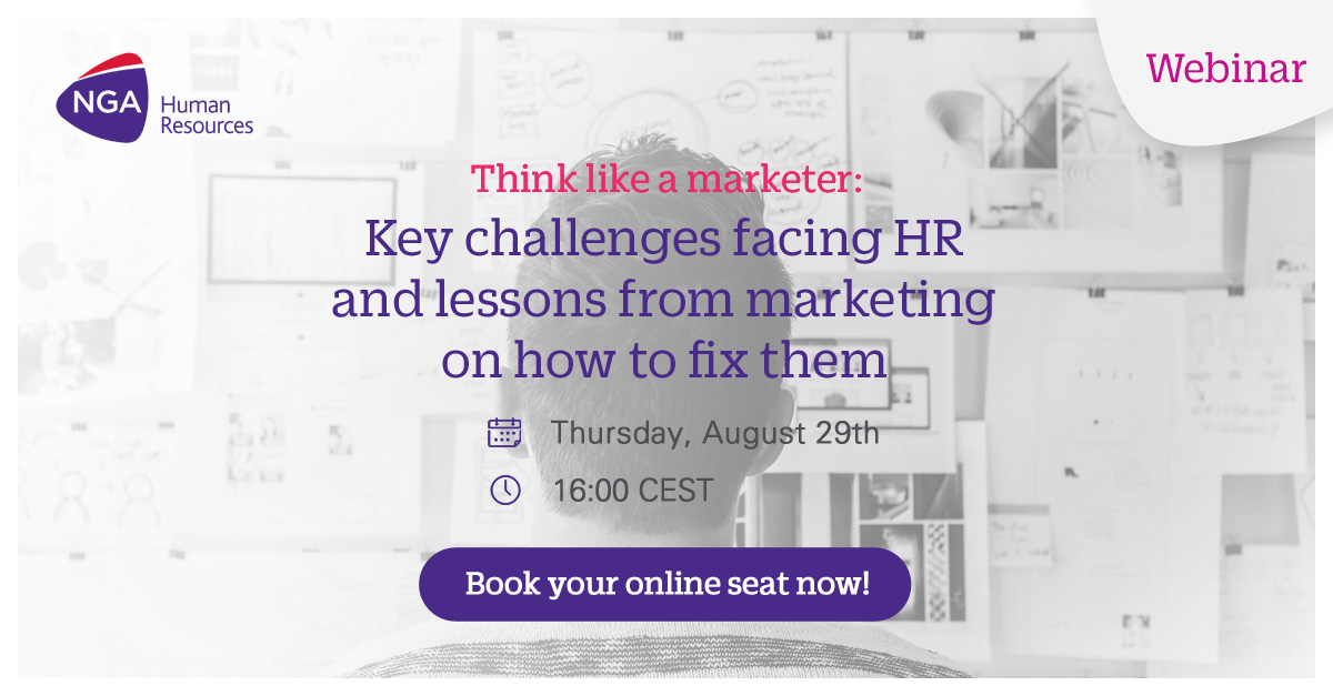 HR and Marketing Webinar