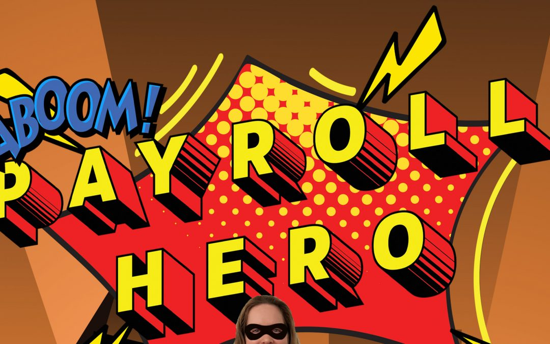 Interview with NGA HR's Payroll Hero: Marijke