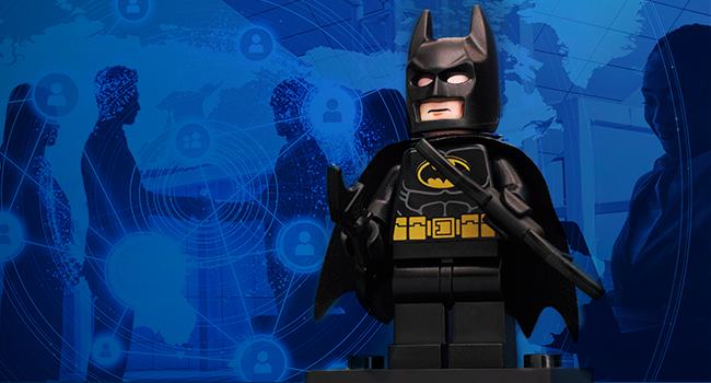 Batman leads the way in Employer Branding 2.0