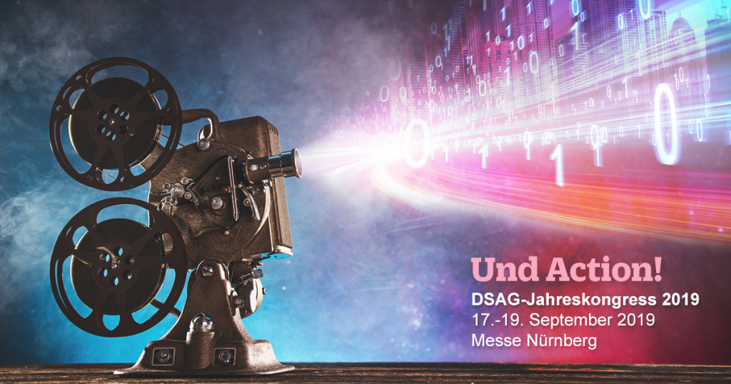 DSAG-Jahreskongress 2019