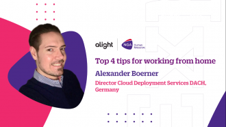 Alex Boerner on remote working