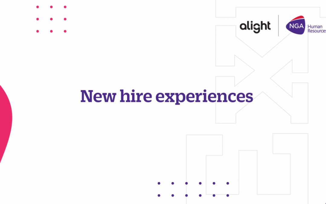 New hires experiences of virtual onboarding